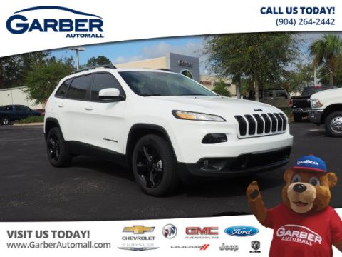 2018 Jeep Cherokee Latitude 4dr in Loaner Status