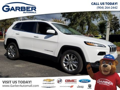 New Jeep Cherokee Limited  DEMO W/EXTRA REBATES