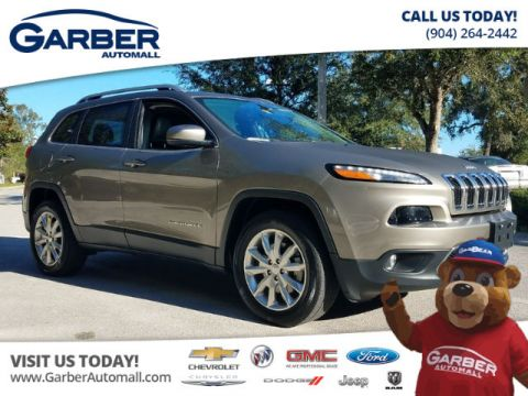 Used Jeep Cherokee Limited