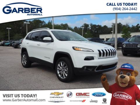 2018 Jeep Cherokee 4x4 Limited 4dr SUV-in Loaner Status-