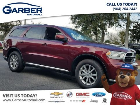 New Dodge Durango SXT DEMO W/EXTRA REBATES