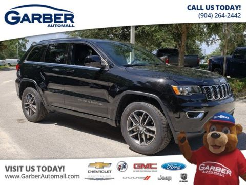 New 2018 Jeep Grand Cherokee Laredo X PACKAGE