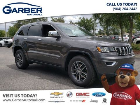 New 2018 Jeep Grand Cherokee Limited 'ON SALE'