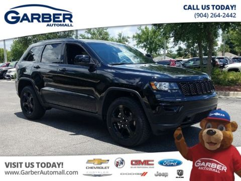 New 2018 Jeep Grand Cherokee Laredo 4X4 'ON SALE'