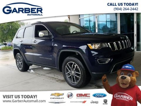 New 2018 Jeep Grand Cherokee Limited 4X4 'ON SALE'