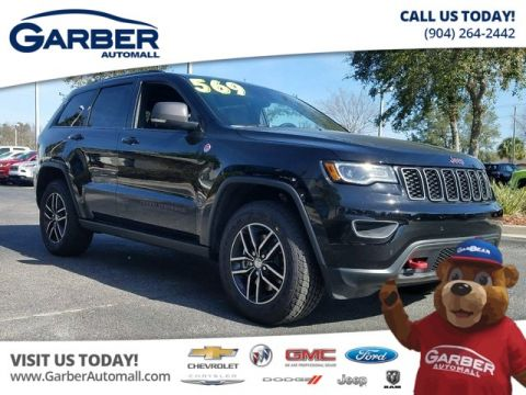 New 2018 Jeep Grand Cherokee Trailhawk 4X4 'ON SALE'