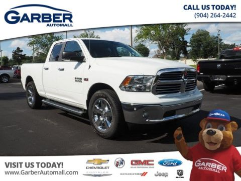 New RAM 1500 4x2 Big Horn 4dr Quad Cab in Loaner Status