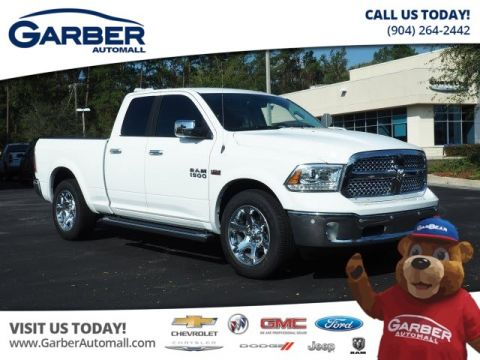 New RAM 1500 4x2 Laramie 4dr Quad Cab 6.3 ft. SB Pickup