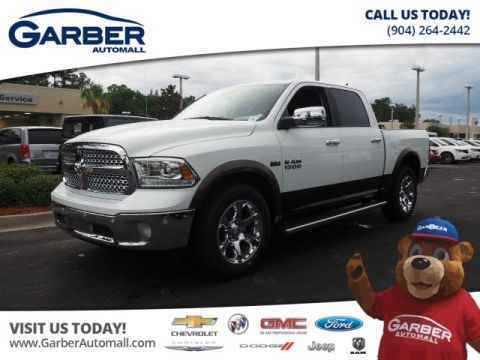 New RAM 1500 4x2 Laramie 4dr Crew Cab 5.5 ft. SB Pickup