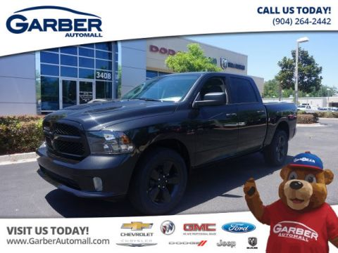 New RAM 1500 4x4 Express 4dr Crew Cab 5.5 ft. SB Pickup