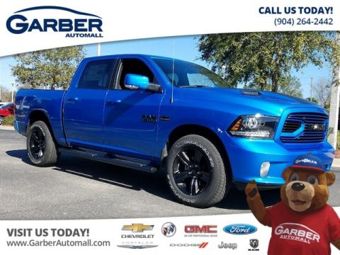 New RAM 1500 Sport 4X4 limited edition