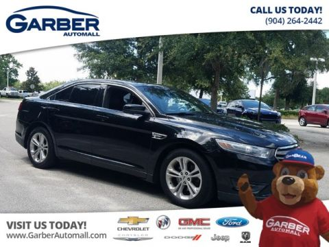 Pre-Owned 2013 Ford Taurus SEL w/Navigation