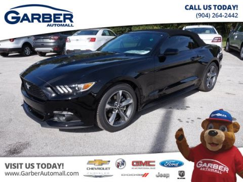 2017 Ford Mustang V6 2dr Convertible