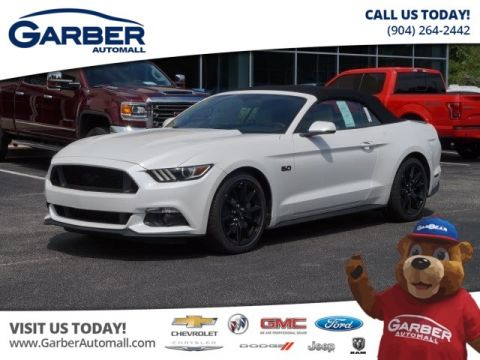 2017 Ford Mustang GT Premium 2dr Convertible