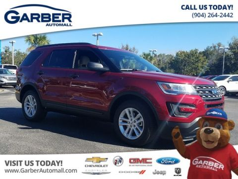 2017 Ford Explorer Base 4dr SUV