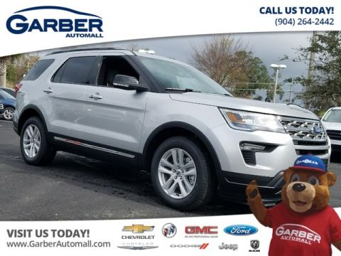 New Ford Explorer XLT