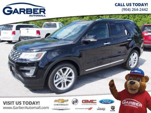 2017 Ford Explorer Limited 4dr SUV