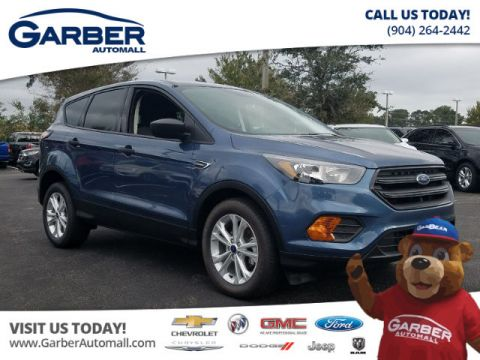 New Ford Escape S 4dr SUV