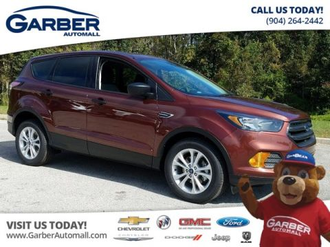 New 2018 Ford Escape S 4dr SUV