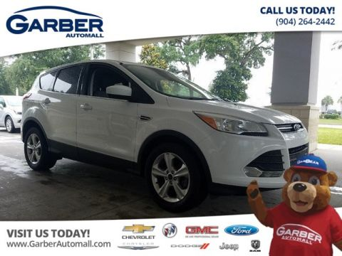 Pre-Owned 2015 Ford Escape SE w/Backup Camera