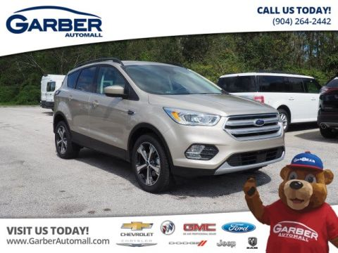 New Ford Escape SEL 4dr SUV