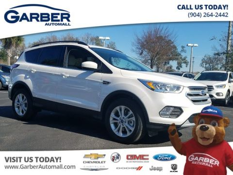 New Ford Escape SEL