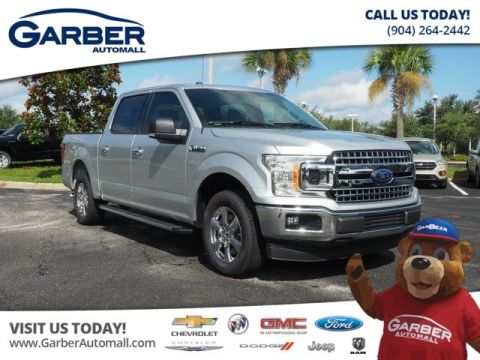 New Ford F-150 4x2 XLT 4dr SuperCrew 5.5 ft. SB