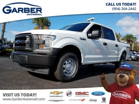 New Ford F-150 4x4 XL 4dr SuperCrew 5.5 ft. SB