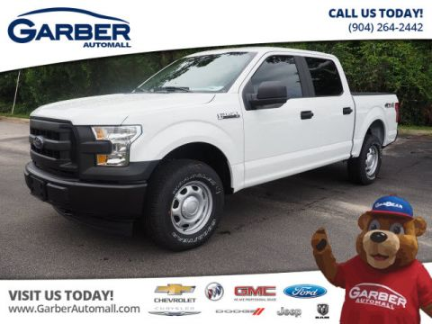 2017 Ford F-150 4x4 XL 4dr SuperCrew 5.5 ft. SB 4WD
