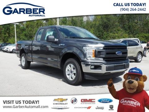 New Ford F-150 4x2 XL 4dr SuperCab 6.5 ft. SB