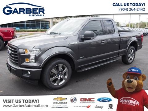 2017 Ford F-150 4x2 XLT 4dr SuperCab 6.5 ft. SB