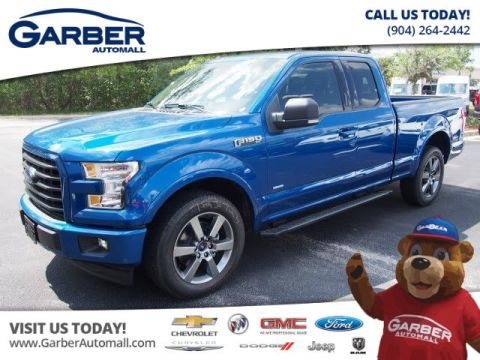 New Ford F-150 4x2 XLT 4dr SuperCab 6.5 ft. SB