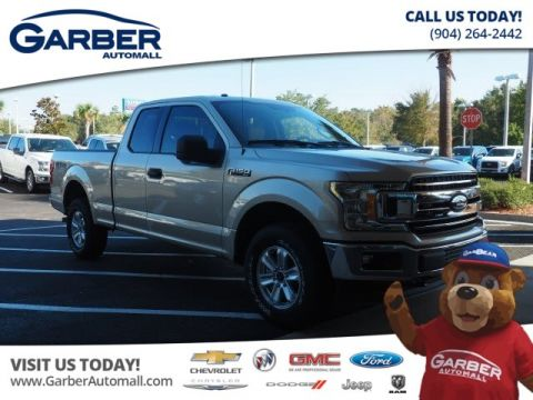 New Ford F-150 4x4 XLT 4dr SuperCab 6.5 ft. SB