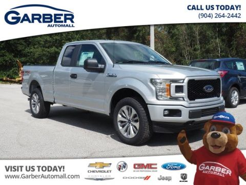 New Ford F-150 4x4 XL 4dr SuperCab 8 ft. LB