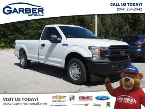 New Ford F-150 4x2 XL 2dr Regular Cab 6.5 ft. SB