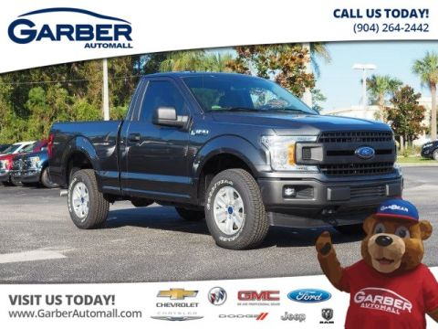 New Ford F-150 4x4 XL 2dr Regular Cab 6.5 ft. SB