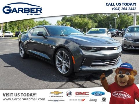 New Chevrolet Camaro LT 2dr Coupe w/1LT