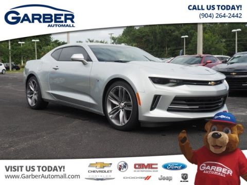 New 2018 Chevrolet Camaro LT 2dr Coupe w/1LT RWD Coupe