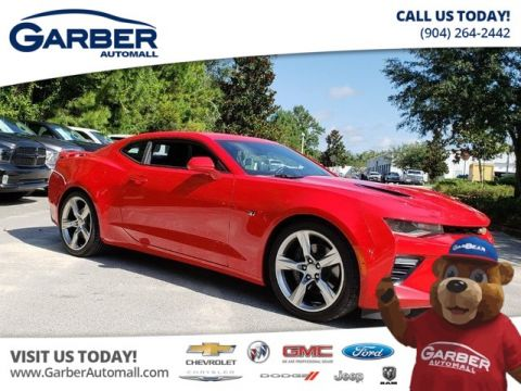 Certified Pre-Owned 2018 Chevrolet Camaro 1SS