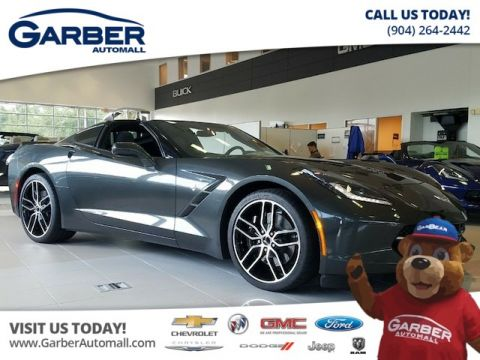 New 2017 Chevrolet Corvette Stingray Z51 2dr Coupe W/3LT