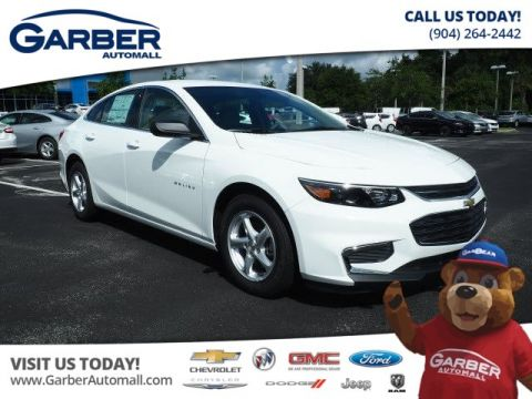 New Chevrolet Malibu LS 4dr Sedan