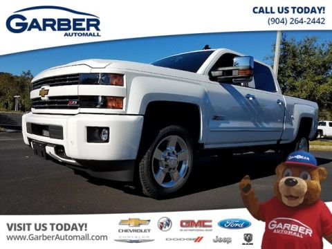 New Chevrolet Silverado 2500HD LT