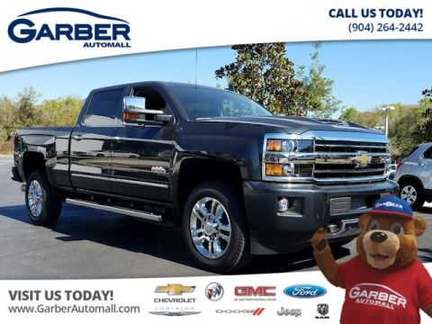 New Chevrolet Silverado 2500HD High Country