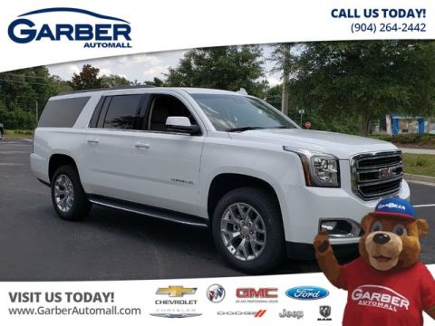 New 2018 GMC Yukon XL SLT Standard Edition