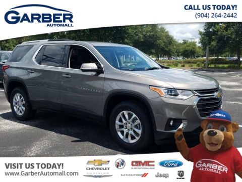 New 2018 Chevrolet Traverse LT Cloth w/1LT