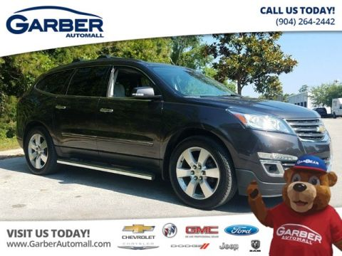 2014 Chevrolet Traverse LTZ w/Sunroof - Rear DVD