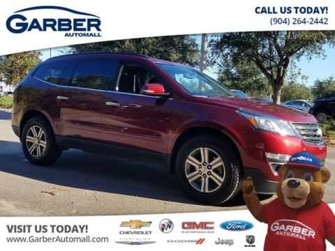 Used Chevrolet Traverse LT w/2LT