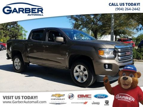 Used GMC Canyon SLE