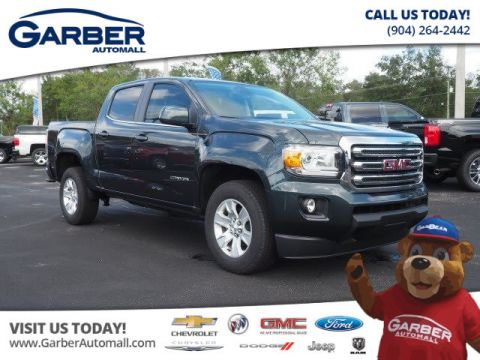 New GMC Canyon 4x2 SLE 4dr Crew Cab 6 ft. LB