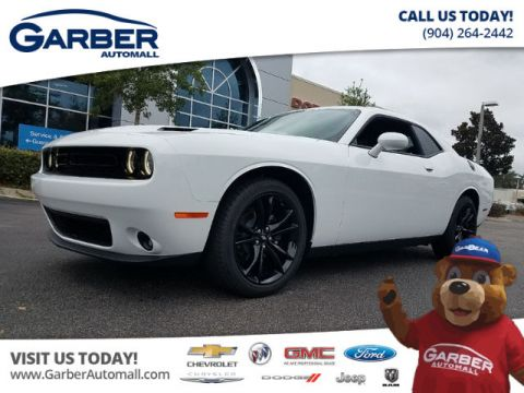 New Dodge Challenger SXT in Loaner Status